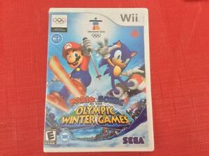 Mario Sonic Olympic Winter Games-20$ Olympic Games - 20$