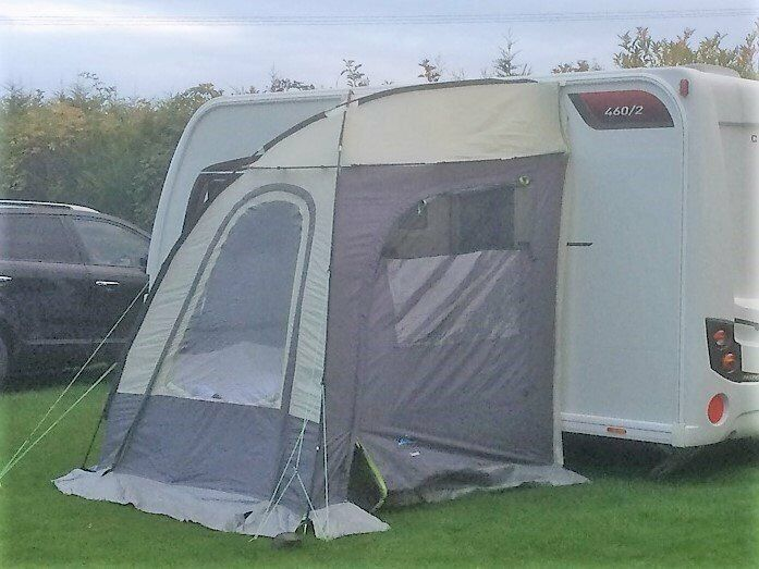 Sunncamp Scenic caravan porch awning | in Cirencester ...