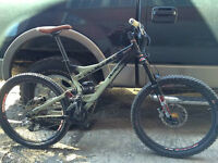 specialized sx trail 1 fsr 2010 mint bike great condition