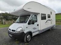 McLouis Tandy Plus 433 6 berth coachbuilt motorhome for sale ref 16082