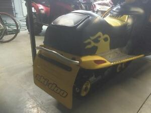 2002 Mach Z Skidoo Crankshop Pipes Windsor Region Ontario image 5