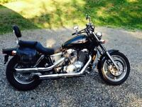 Moto Honda Shadow 800 Spirit