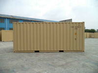 SHIPPING/STORAGE CONTAINERS FOR SALE/RENT