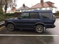 Land Rover DISCOVERY 2, 2.5 TD5 GS Auto