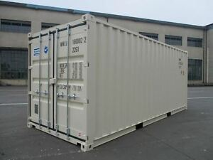 20' & 40' Shipping Containers