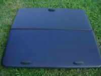 Tonneau cover and Bed Extender Ford Sport Trac 2001