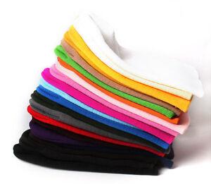 FLEXFIT-UNISEX-Acrylic-Knit-Cap-Beanie-Sport-Hat-16-COLORS-MENS-WOMENS