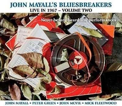 John Mayall's Bluesbreakers - Live In 1967 Volume 2 NEW