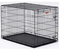 ISO of Metal Dog Crate
