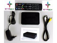 **MAG HD IPTV BOX** BETTER THAN ANY SAT BOX-NO DISH NEEDED+12 MTHS-SMART TV/OPENBOX