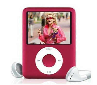 "64GB MP3,MP4 3rd Generation PLAYER 1.8"" LCD SCREEN,FM Radio,"