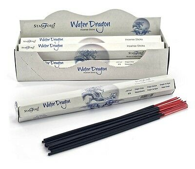 Stamford 'Water Dragon' Incense Sticks (pk 20) (Z97)