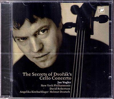 Jan VOGLER & Angelika KIRCHSCHLAGER: DVORAK Cello Concerto Zieunerlieder FOSTER