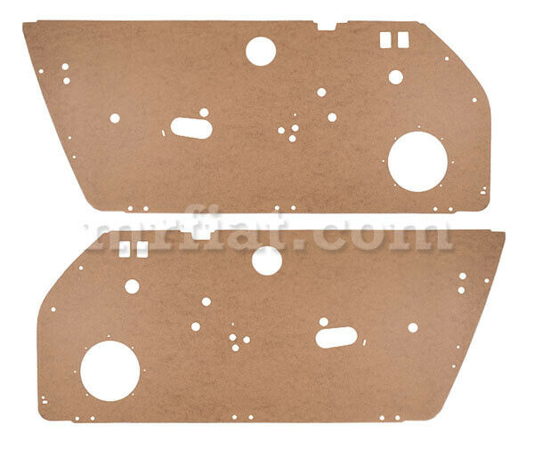 For Porsche 911 930 964 993 Bare Door Panel Set 1974-98 New