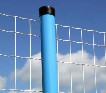 Gal Welded mesh roll of 1.5m high 30m long 2mm thick for $130