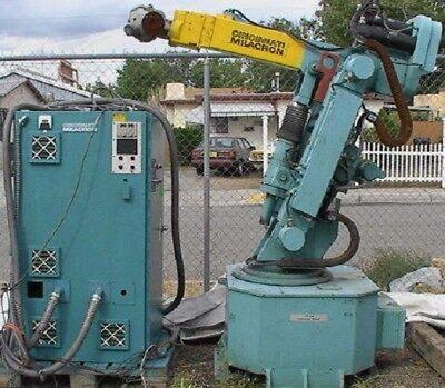 Cincinnati Milacron T3-776 Robot Arm 5000 Pounds 6-axi