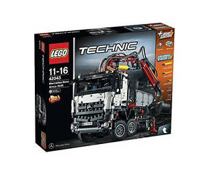 lego 42043 technic mercedes benz arocs lkw ebay. Black Bedroom Furniture Sets. Home Design Ideas
