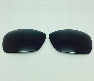 Costa Del Mar Brine Custom Replacement Lenses Ultra Dark Black Polarized (Custom Costa Del Mar)