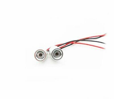 The Mini 6mm 650nm 100mw Laser Dot Diode Module Red Laser Copper Head