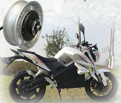 Air Cooled 12KW 72V Brushless Electric Motorcycle Scooter Conversion Kit 90MPH+ (New - 3699 USD)
