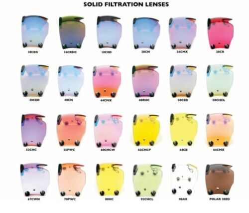 Pilla Outlaw X6  CHROMASHIFT ZEISS VIVX Lenses