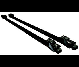 Streetwise Roof Bars (New) with instructions and 2 keys