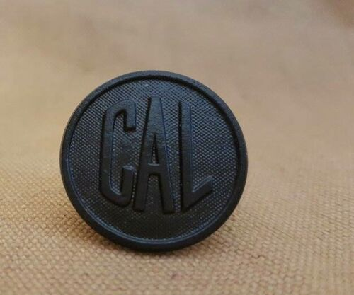WWI  California Collar Disk