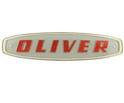Oliver Front Emblem 550 770 880 950 990 995