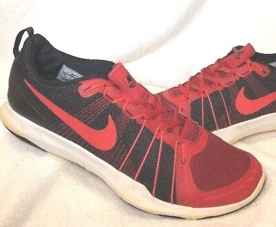 """""""NIKE Flex Training Aver Running Shoes 831568- 600 Size 12 Sneakers """"clean"""" (1.7"""