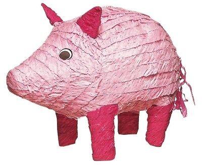 Pig Pinata - Farm Themed Birthday Party (Pig Pinata)