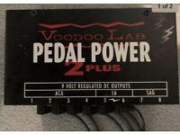 Various Guitar Pedals Joyo MXR Radial Donner Mooer Chorus EQ DI Power Supply