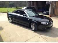 Audi A4 needs a new engine body work is immaculate