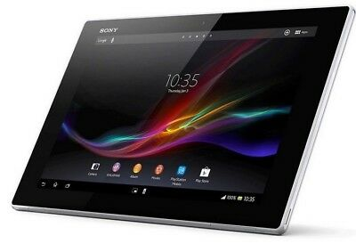 "Sony SO-03E XPERIA Z Tablet PC White WiFi Only 10.1"" Inch Full HD 32GB Quad-Core"