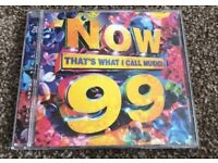 """New 2CD album """"Now That's What I Call Music! 99"""" (Various Artists, 2018)"""