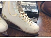 Professional SFR ice skates