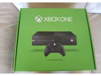 Xbox One Console, 500GB, Black (No Kinect), Boxed