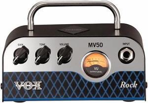 MV50 ROCK VOX Nutube *neuf