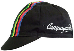 Brand-new-Campagnolo-Cycling-cap-Italian-made-Retro-fixie