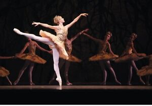 Tickets for Sleeping Beauty Ballet