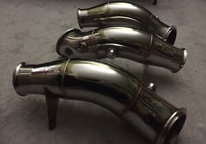 "BMW N55 F Series 4"" Competition Downpipe"