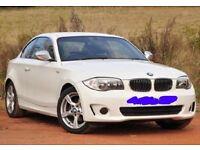 BMW 1 Series 2.0TD 118d Exclusive Edition Coupe 2d 1995cc (Jul 2012