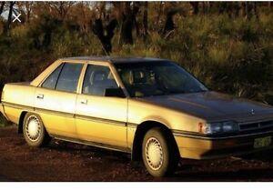 88 Mitsubishi Magna Kalbar Ipswich South Preview