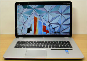 HP ENVY 17, i7, 16GB RAM,1TB HD,17.3''LED, GeForce 840M
