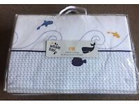 NEW Mothercare BED IN A BAG suitable for a cot/cot bed