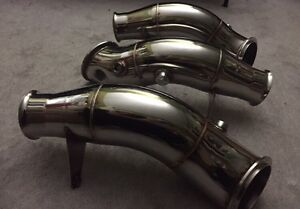 """BMW N55 F Series 4"""" Competition Downpipe"""