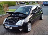 2004 Ford Fiesta 1.4 Zetec 99,600 miles £1,375