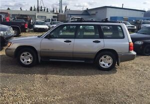 2000 Subaru Forester Private Sale!