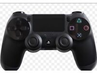PS4 controller used twice