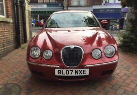 Jaguar S-Type Low Mileage Lady Owner