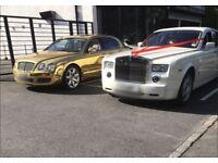 London Car Hire, Bentley Flying Spur, BMW M4 Convertible, Mercedes C63 S AMG, Rolls Royce Phantom